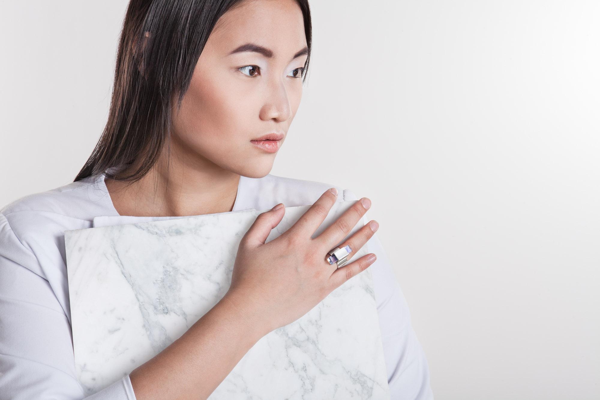katerina reichova sperky design prsten privesek cesky design moderni ciste
